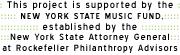 New York State Music Fund