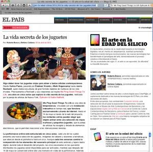 el pais with images